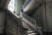 Abandoned Places / by Becky Bu