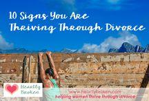 Divorce Support & Inspiration