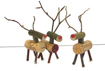Alternative Christmas ornaments / #christmas, but then different....