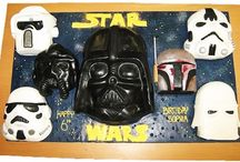 Star Wars Cakes / May the force be with you in your epic search for the ultimate Star Wars cake. Some of our favourites out there....