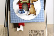 Pets & animal themed birthday cards