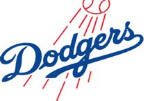 Los Angeles Dodgers / • / by Mike M.