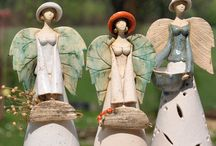 Angels…. / by Agnes Sergiel