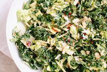Salad / by Christine Downie