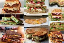 Sandwiches / by Melanie Monroe