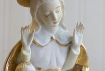 Vintage Religious Decor or Collectibles