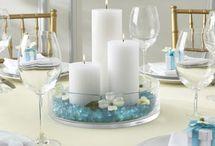 dekoracje na stół komunijny