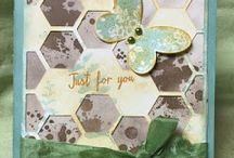 """Stampin Up Butterfly Basics / This stamp set is such a beautiful set!  The """"nature"""" elements are spectacularly done and it lends itself to be clean and simple, as well as distressed and layered.. Check out these examples. I'll be happy to answer any questions you may have about any of these projects. You can email me at amascio@comcast.net. Check out my blog at: www.stampwithanna.blogspot.com Shop with me at: http://www.stampinup.net/esuite/home/annamasciovecchio/"""