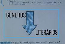GENEROS LITERAIS