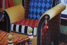 Fun Funky Furniture / by Debbie