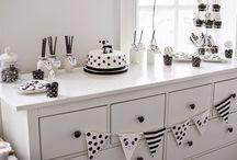Dekoracje urodzinowe Birthday decorations
