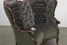 Victorian Seat Style