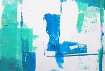 Gelli Prints / by Susan Stimson