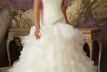 wedding dresses / by Chrystal Woody