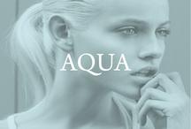 aqua / by Left on Houston