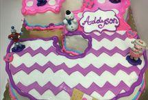 Ataliyah's 3rd birthday
