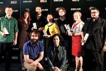 Palmarés 2013: Gala de Clausura y Entrega de Premios / Tras una semana intensa de Festival en la Décima edición de Documenta Madrid, el jurado y el público vieron cómo los premiados recibían sus premios ¡Inolvidable!