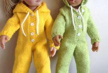 18 / 19 inch dolls