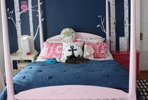 Ideas for Korie's room / by La Bates-Rathert