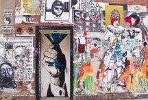 The Streets / Street Art