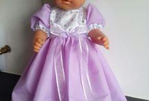Helma's Poppenkleding, babyborn poppenkleertjes / Poppenkleding voor babyborn (43cm) en little babyborn