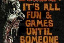 Zombies<3