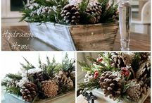 Wreaths/Swags/Centerpieces / by Teresa Jackson