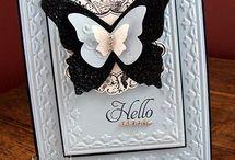 Papercraft - Butterflies