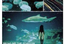 Bring Me The Horizon / I Bring Me the Horizon sono un gruppo Metalcore britannico proveniente da Sheffield, Yorkshire.