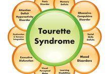 Marc my son has Childhood Tourette Syndrome.