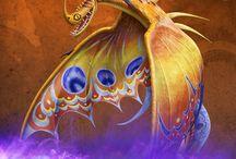 Nuebos dragones