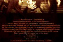 Harry Potter / by Cori Abbott