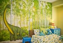 Dormitorio de Tino