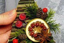 украшения для дома Рождество