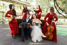 Фотозона на свадьбе / Примеры зон для фото на свадьбе