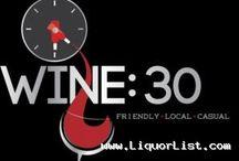 Wine Bar (LiquorList.com)