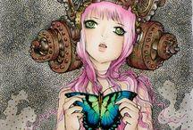 Coloring: Camilla D 'errico