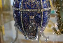 Faberge eggs and... / Faberge eggs ideas to sew