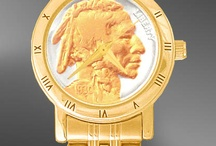 Ladies Coin Watches