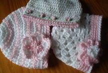 Free Crochet Baby Hats