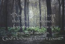 John Piper (God quotes)