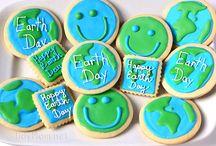 Earth Day Fun Food