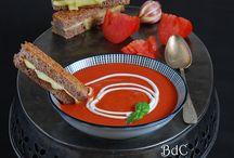 Soups - Sopas y cremas