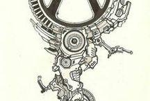 bord tattoo