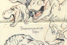 공룡 버섯 모자