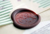 Great Ideas for Using Wax Seal Stamps! / Keep your wax stamps on hand for creative uses beyond sealing letters & invitations.
