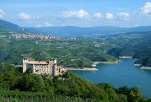 Touring / A selection of the amenities you can find in our area (Trentino South-Tyrol) in a 2-hour drive travel range.  Eccovi alcuni delle bellezze che potete trovare nella nostra regione, Trentino Alto Adige / Südtirol, nel raggio di massimo 2 ore di viaggio.