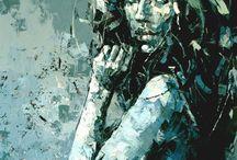 Art Inspirations- Figure / Figure art inspirations