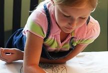 Kids Crafts / by Cindy Hardy