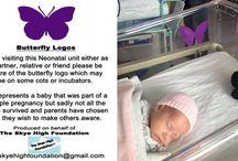 Purple butterfly initiative